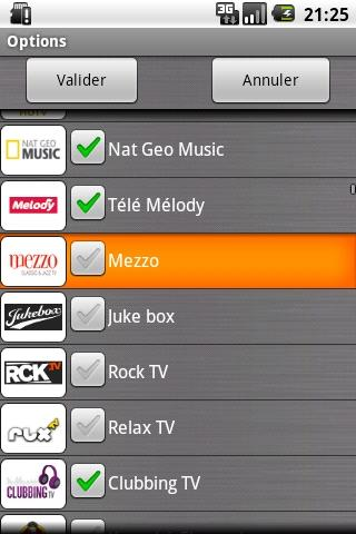 Freebox Control - Telecommande- screenshot