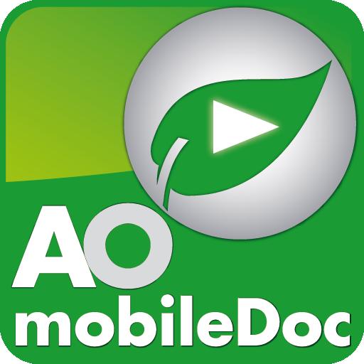 AO mobileDoc 商業 LOGO-阿達玩APP