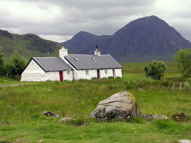 Cottage on the West Highland Way