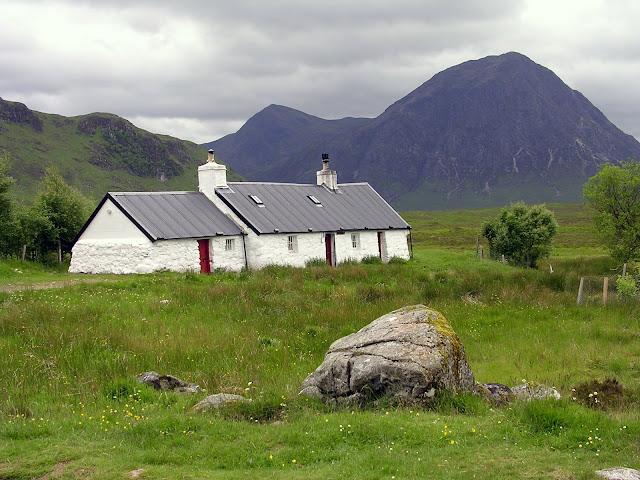 Cottage on the West Highland Way