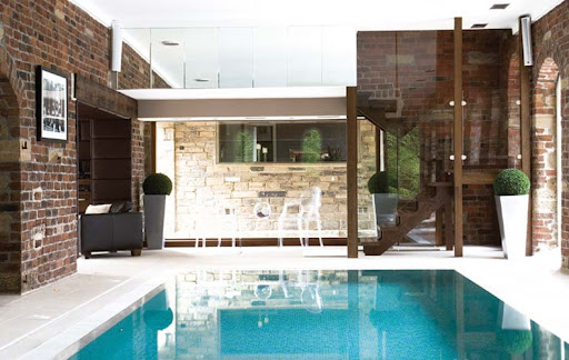 domowy basen