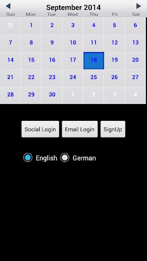Apponnto Calendar
