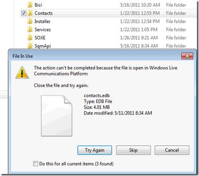 MPECS Inc  Blog: Windows Live Messenger – Online Contacts
