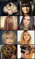 Screenshot of Hair Styles