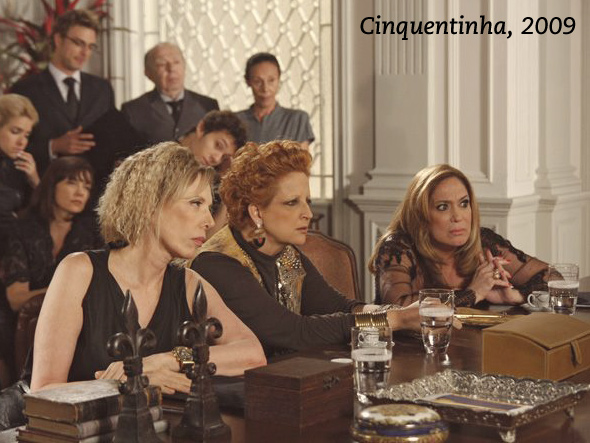 minissries brasileiras