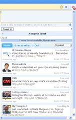 Chromed Bird –Twitter Extension for Chrome