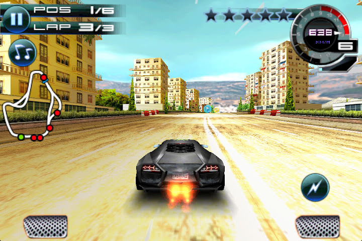 IMG_0029 Review: Asphalt 5 [iPhone, Android]