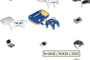 ngage Site lança poster sobre consoles, adivinha quem está lá?