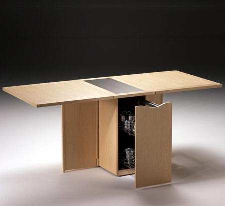 Multifunctional Office Table By Smith Interiors Cof