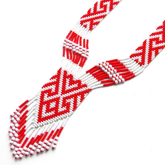 купить гердан (гайтан) с украинским орнаментом Anabel украина