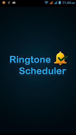 Rintone Scheduler