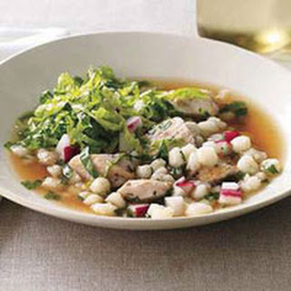 Chipotle Chicken Stoup.