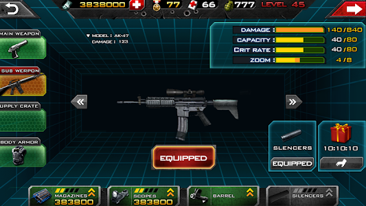 Death Shooter 2:Zombie killer v1.2.10