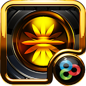LOTUS GO Launcher theme