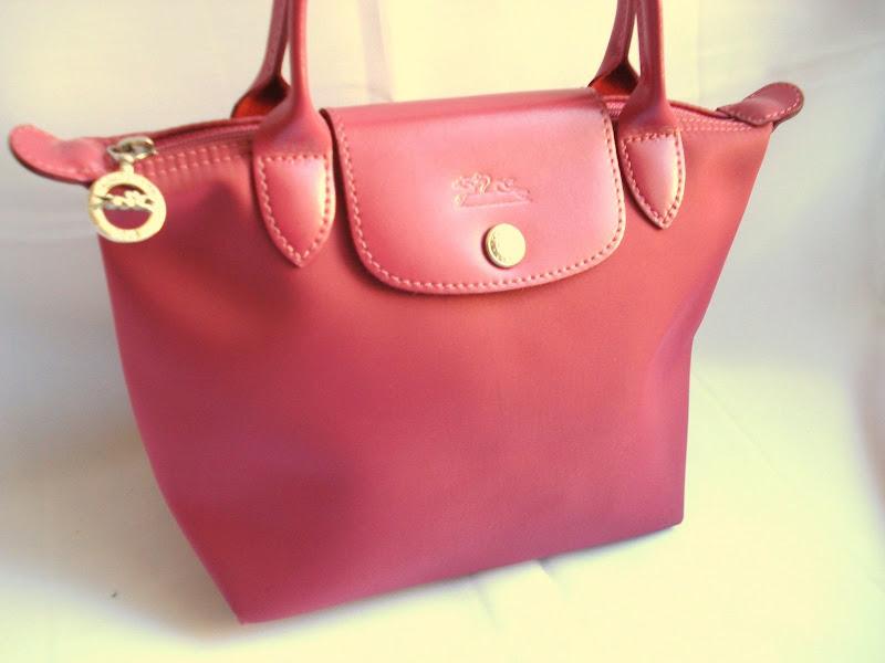 Auth Longchamp Modele Depose Le Pliage Mini Tote Bag Ebay