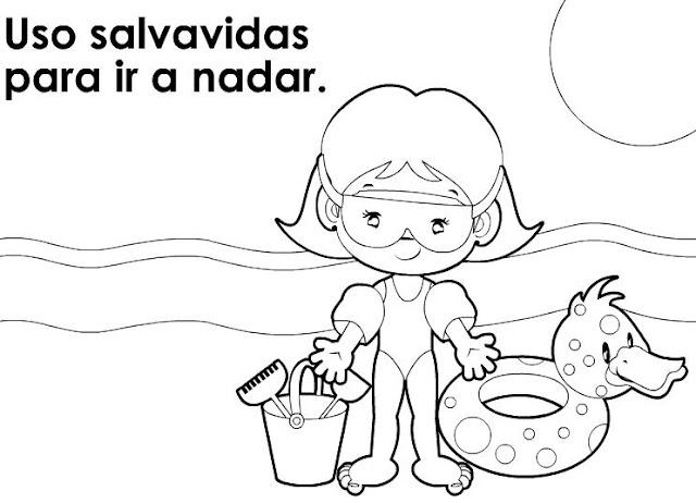 COLOREAR DIBUJOS EDUCATIVOS