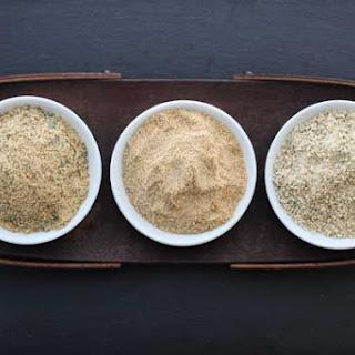 Seasoned Bread Crumbs (Gluten Free & Vegan)