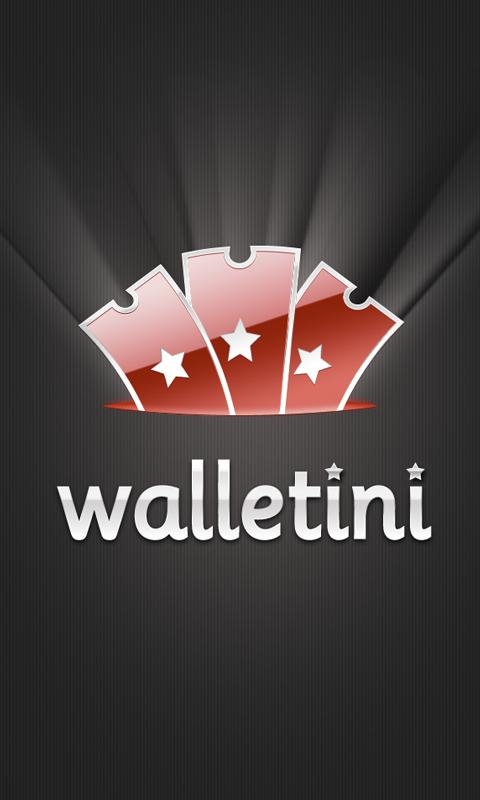 Walletini- screenshot