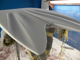 Tim Stafford Surfboards - FreakFish foam