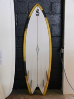 Tim Stafford Custom Surfboards - Freakfish