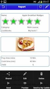 玩娛樂App|My Recipes - cookbook (Free)免費|APP試玩
