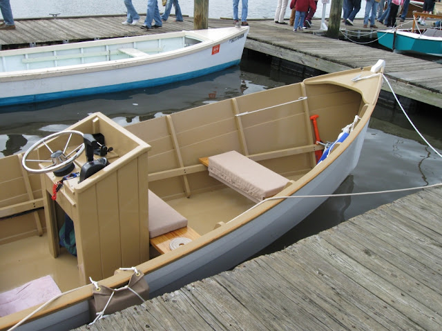 Has Anyone Built The Long Point Skiff