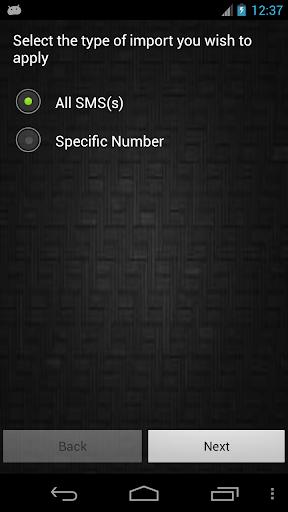 【免費工具App】Import SMS(s)-APP點子