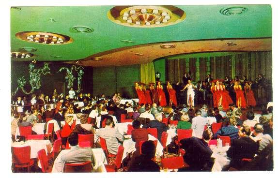 vintage postcard blog copa room at the sands las vegas nv rh vintagepostcardblog blogspot com The Copa Room Las Vegas Copa Room Palm Springs