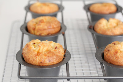 close-up photo of a popover