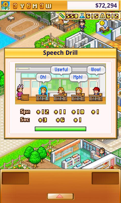 Pocket Academy - screenshot