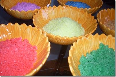 Come colorare il sale | Come Fare Tutto
