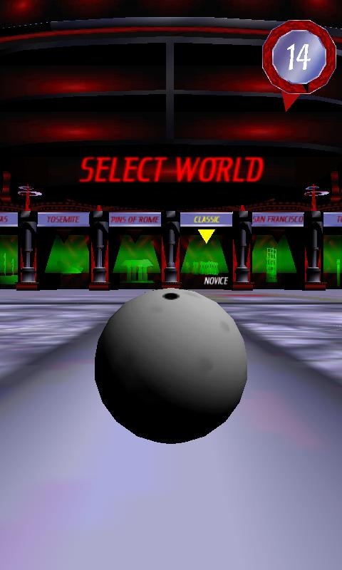 HyperBowl Pro - screenshot