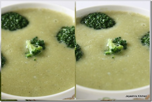 broccoli Soup1