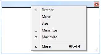 Code Flow 49: Resizable WPF Windows without Minimize and Maximize