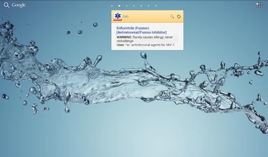 EMS Pocket Drug Guide TR - screenshot thumbnail
