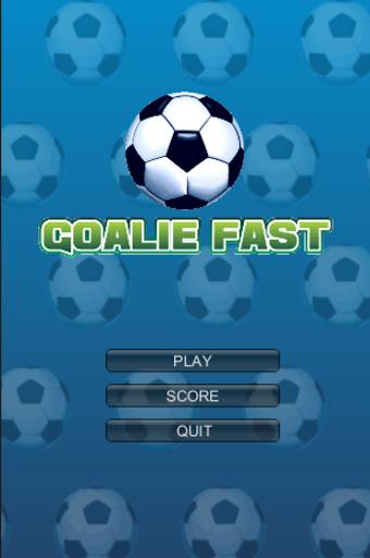 Goalie Fast