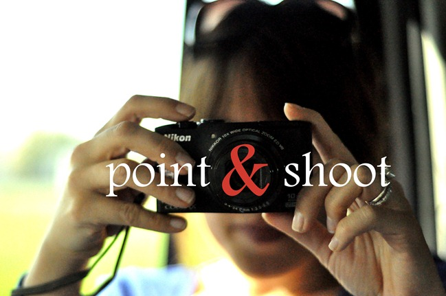 nikon point and shoot