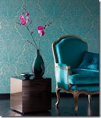 Tuesday Trigger Damask Chair