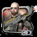 Dead Assault 3D Pro icon