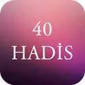 40 Hadis + Widget icon