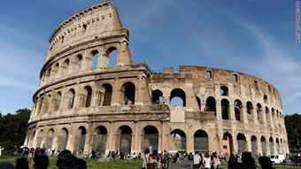 Visitors to get new look at part of Colosseum