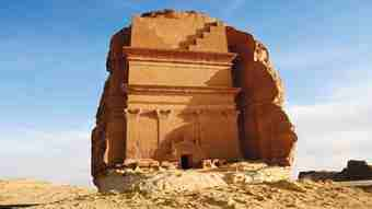 History and mystery of Al-Hijr, ancient capital of the Nabateans in Arabia