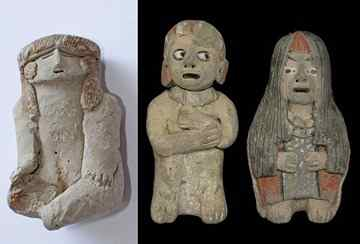 Caral Figurines
