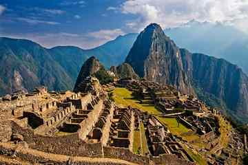 Machu Picchu awarded leading green destination in South America