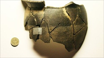 Roman villa finds go on display at Aberystwyth's Ceredigion Museum