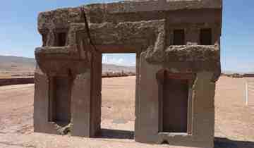 Tiwanaku: Bolivia's mysterious city finds new life