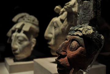 Mexican funerary masks travel to France for Exhibition at the Pinacothèque de Paris
