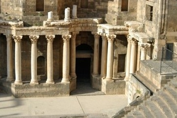 Ancient Bosra a major tourist attraction in Syria