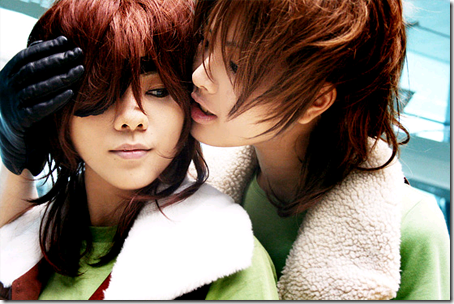 gundam 00 cosplay - lockon stratos neil and lyle dylandy by jesuke and chii-bye of deviant art