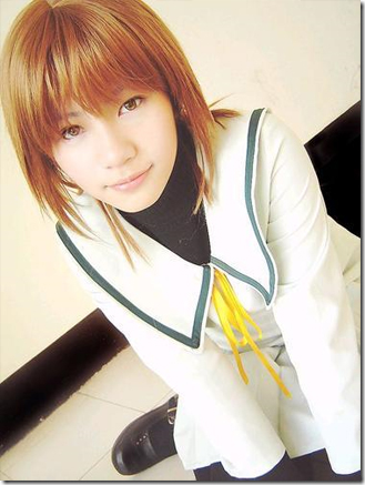 fruits basket cosplay - souma kisa